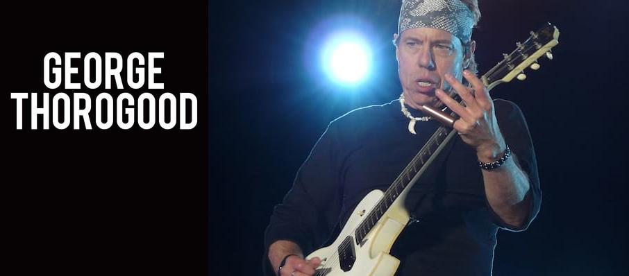 George Thorogood at Illinois State Fairgrounds