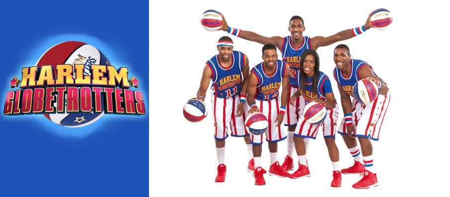 The Harlem Globetrotters at Prairie Capital Convention Center