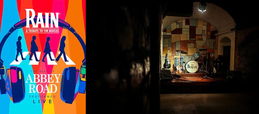 Rain - A Tribute to the Beatles at Sangamon Auditorium