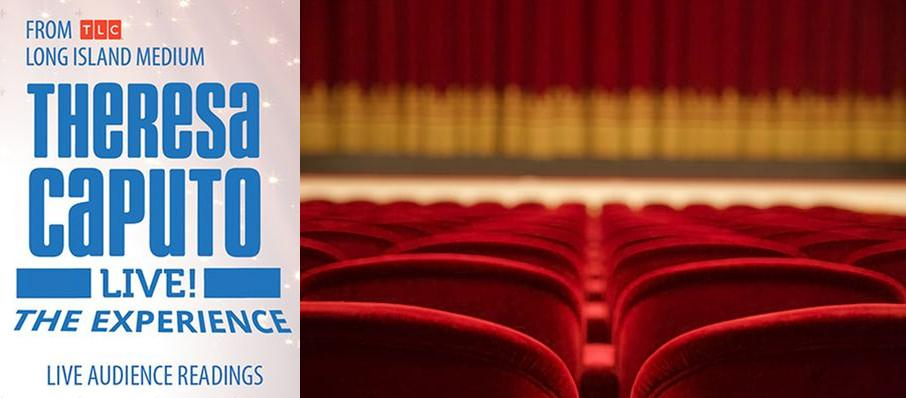 Theresa Caputo at Bank of Springfield Center