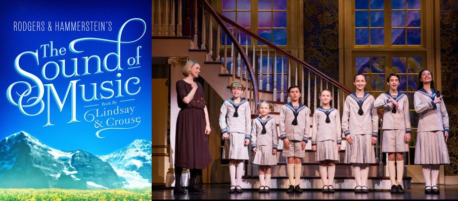 The Sound of Music at Sangamon Auditorium