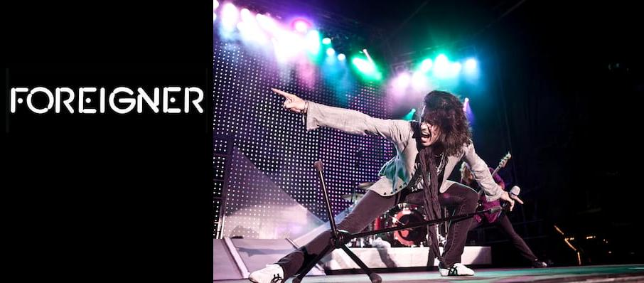 Foreigner at Illinois State Fairgrounds