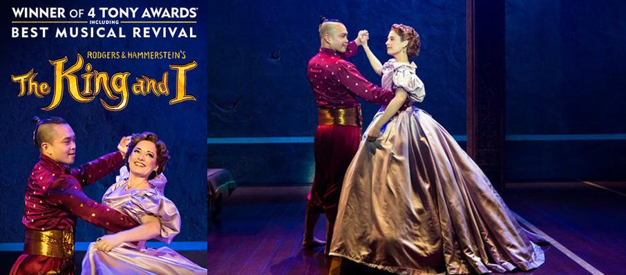 Rodgers & Hammerstein's The King and I at Sangamon Auditorium