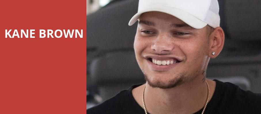 Kane Brown, Illinois State Fairgrounds, Springfield